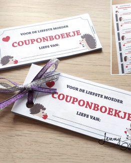 moederdag coupon