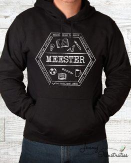 hoodie meester